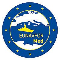 1601 logo EUNAVFOR Med